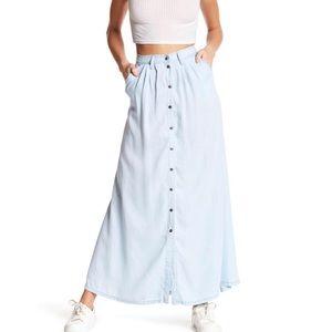 Pistola Boho maxi skirt